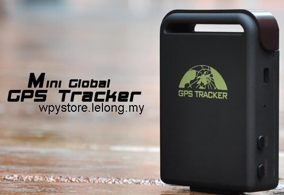 Genuine Mini Global Gps Tracker Car Elderly Children Tracking