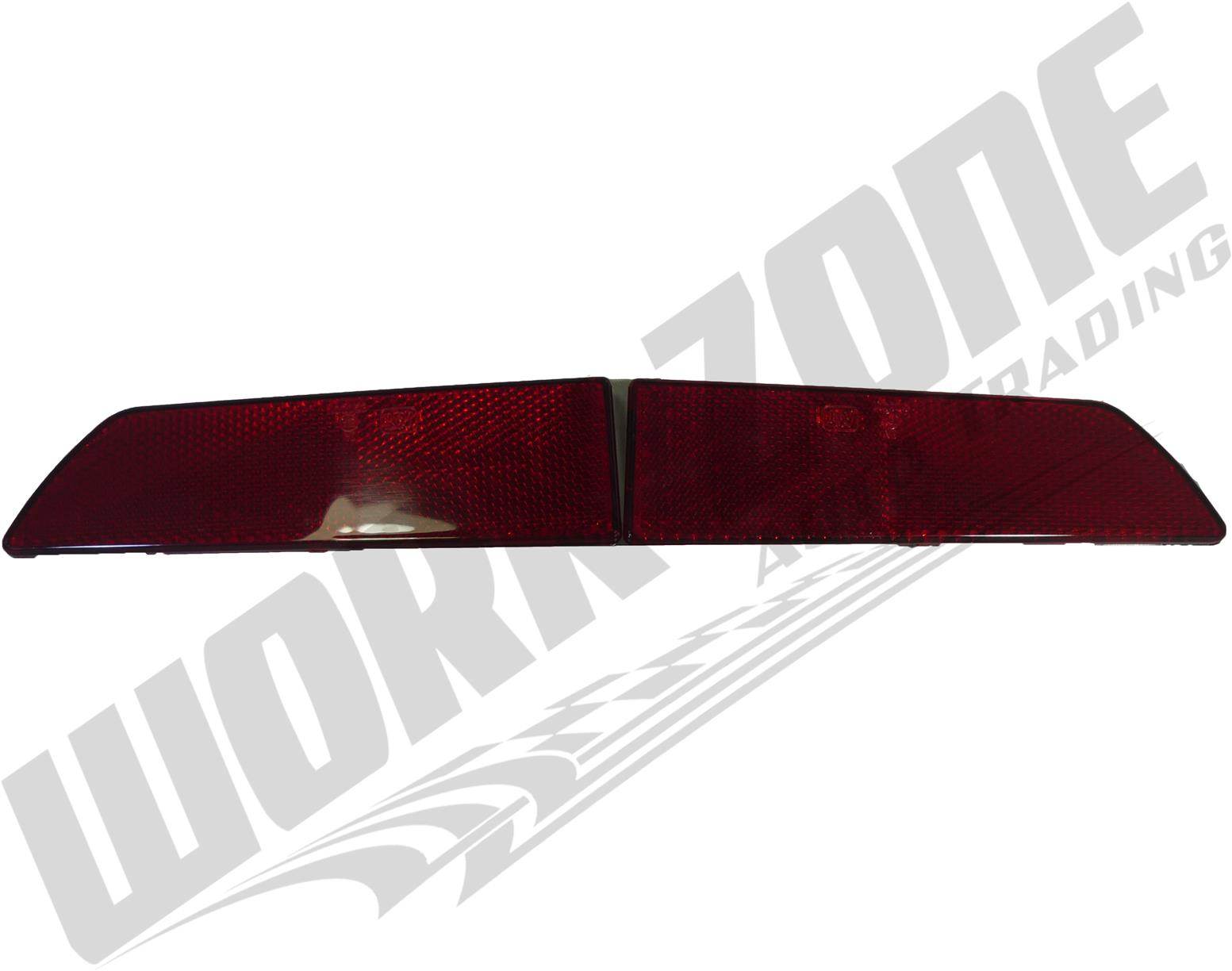 GENUINE PERODUA MYVI 2005 ORIGINAL REAR BUMPER REFLECTOR SET