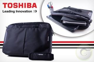 GENUINE TOSHIBA 16' PRIMO LAPTOP BAG CASE HIGH QUALITY