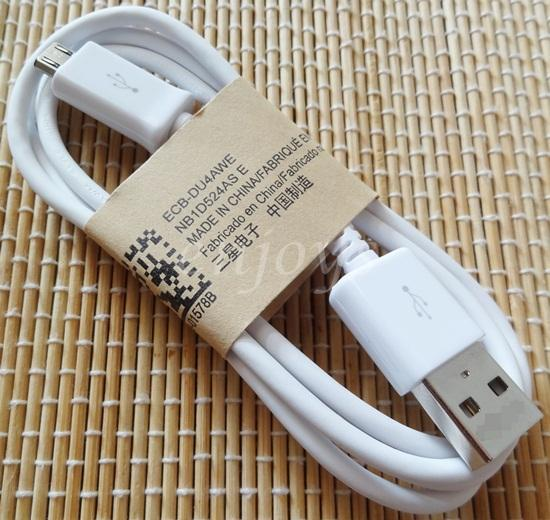 Genuine USB Cable Samsung Galaxy Note 10.1 2014 Edition P6050 P605 ~W