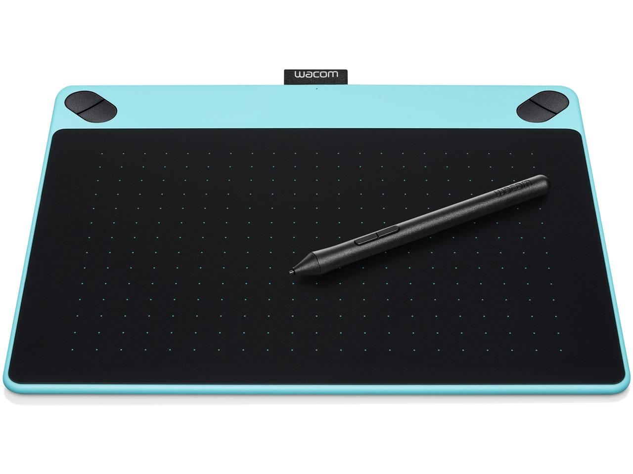 Genuine Wacom CTH-690  Intuos Art Medium Blue (CTH690/B0-CX)
