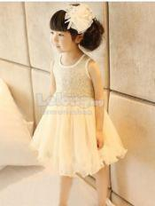 Girl Lace Skirt