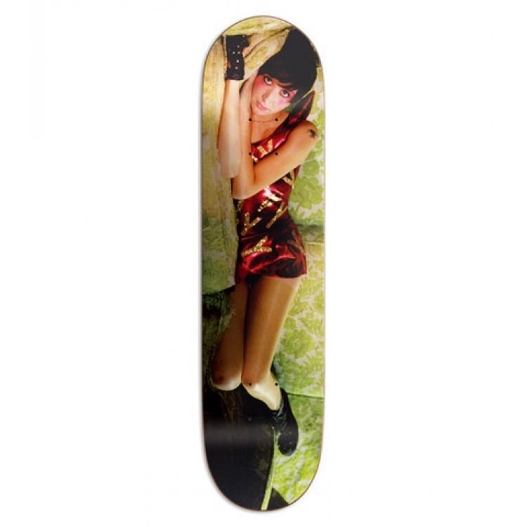 "GIRL - Photos by Spike Karen O 8.125"" Skateboard"