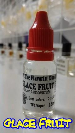 GLACE FRUIT Flavour Concentrate / Essence for E-Liquid DIY 18ml