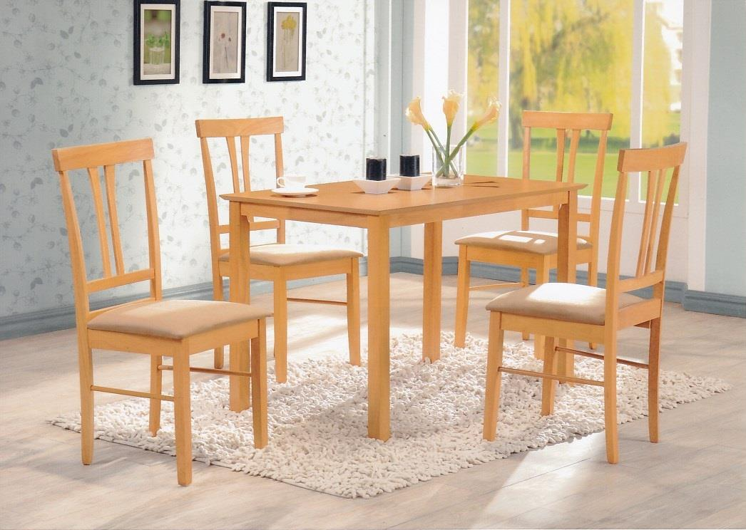 Glory Matrix Dining Set (1+4)