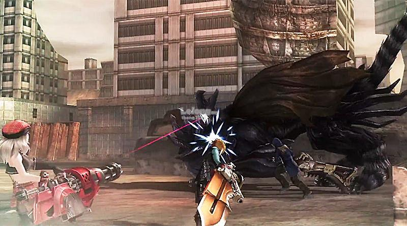 God Eater Resurrection (PC)