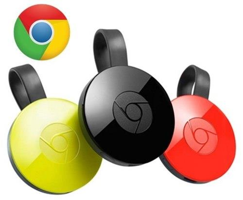 Google Chromecast 2 HDMI Streaming – TV Dongle