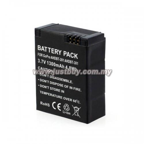 GoPro Hero 3 AHDBT301/201 1300mAh Battery