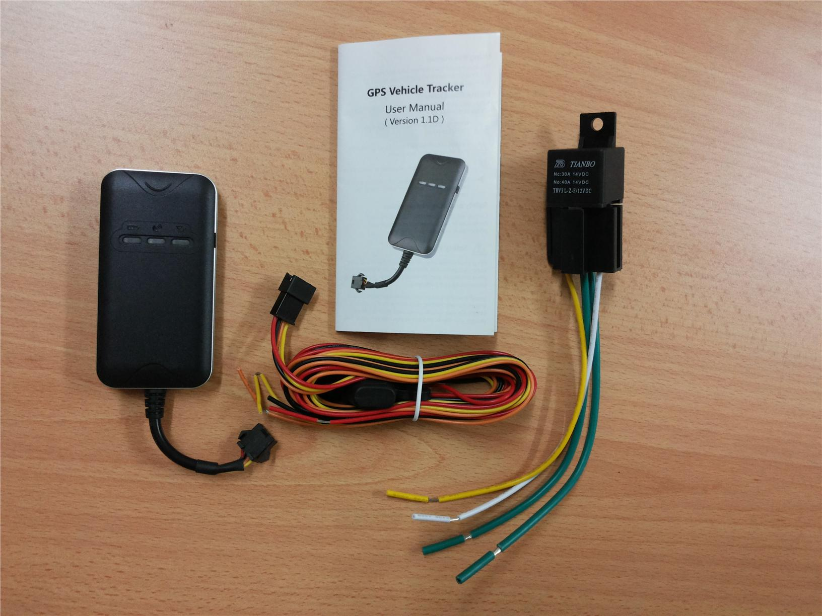 Gps Tracker Gtd For Company Vehicles Car Rental Transport Company