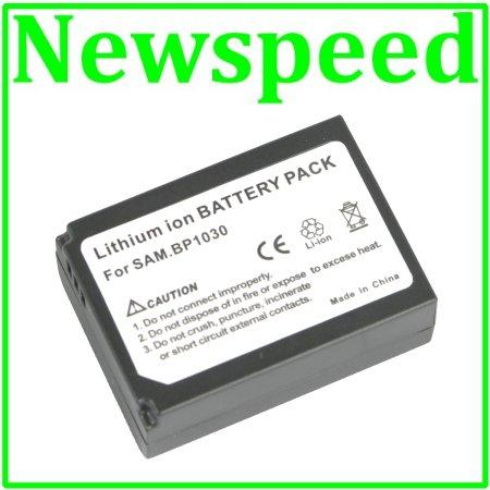 Grade A ED-BP1030 Li-Ion Battery for Samsung NX1000 NX200 NX210 BP1030