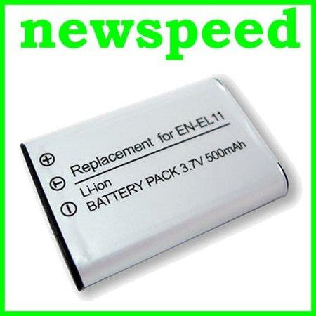 Grade A EN-EL11 Li-Ion Battery for Nikon S560 Olympus FE370 ENEL11