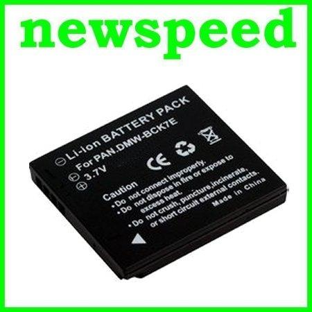 New Grade A NCA-YN101 DMW-BCK7  BCK7 YN101 Battery for Panasonic FH2