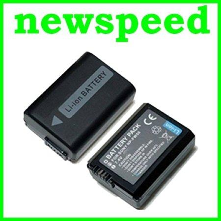 Grade A NP-FW50 Li-Ion Battery for Sony Alpha A33 A55 NEX-7 NEX-5N