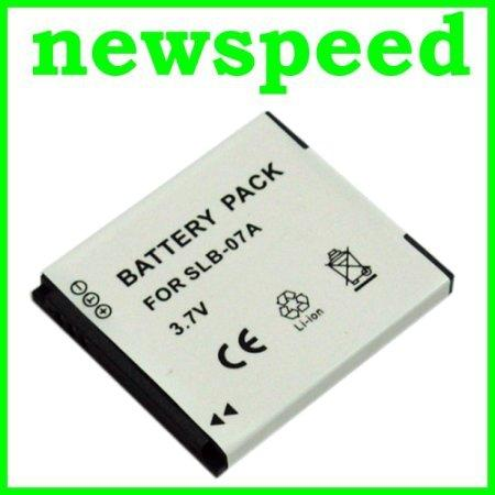 Grade A SLB-07A Battery for Samsung ST510 ST550 ST560 ST600