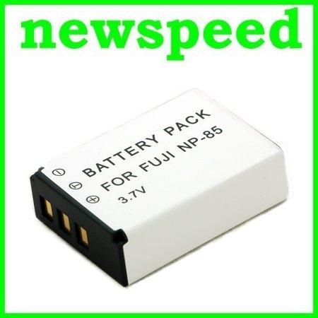 GradeA NP-85 Li-Ion Battery for Fujifilm Finepix SL300 SL305 NP85