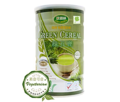 Green Cereal, 500g