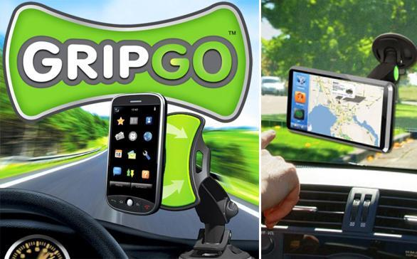 Gripgo Car Phone Mount Handphone Holder Tablets & GPS ~ High Quality &