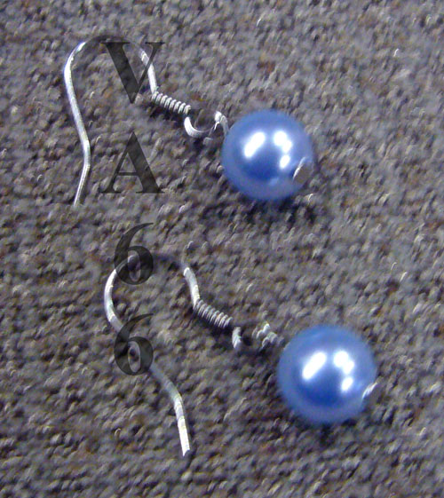 Handmade Swarovski Pearl Earrings 27 Colour Choices