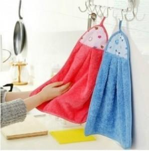 Hang-style Thick Strong Water Absorption Hand Towel