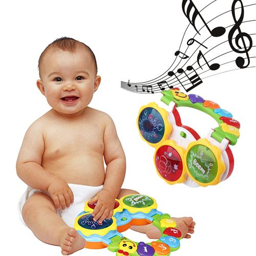 Happytime Functional Hand Clapping Drum