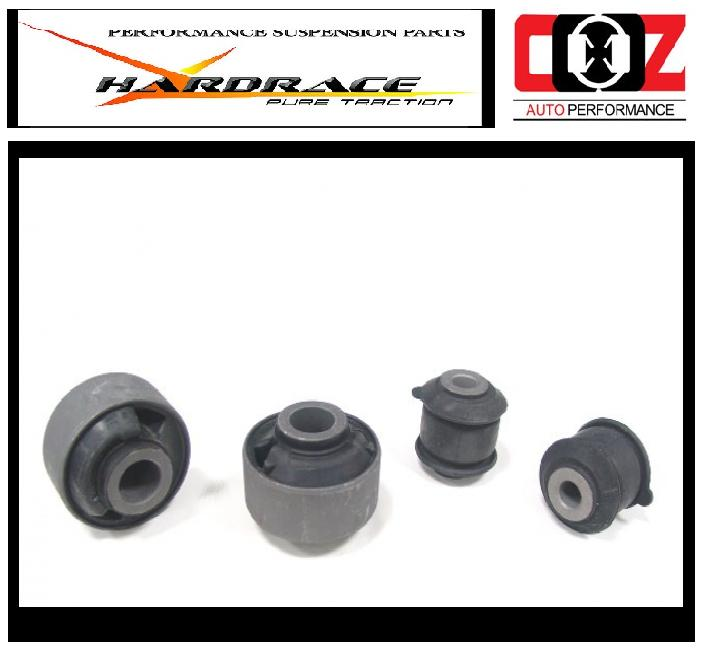 HARDRACE FRONT LOWER ARM BUSHING 2PCS/SET HONDA FIT GD/JAZZ 02-07
