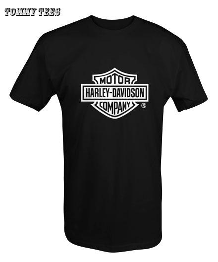HARLEY.D T SHIRT WHITE/BLACK/RED (T84)