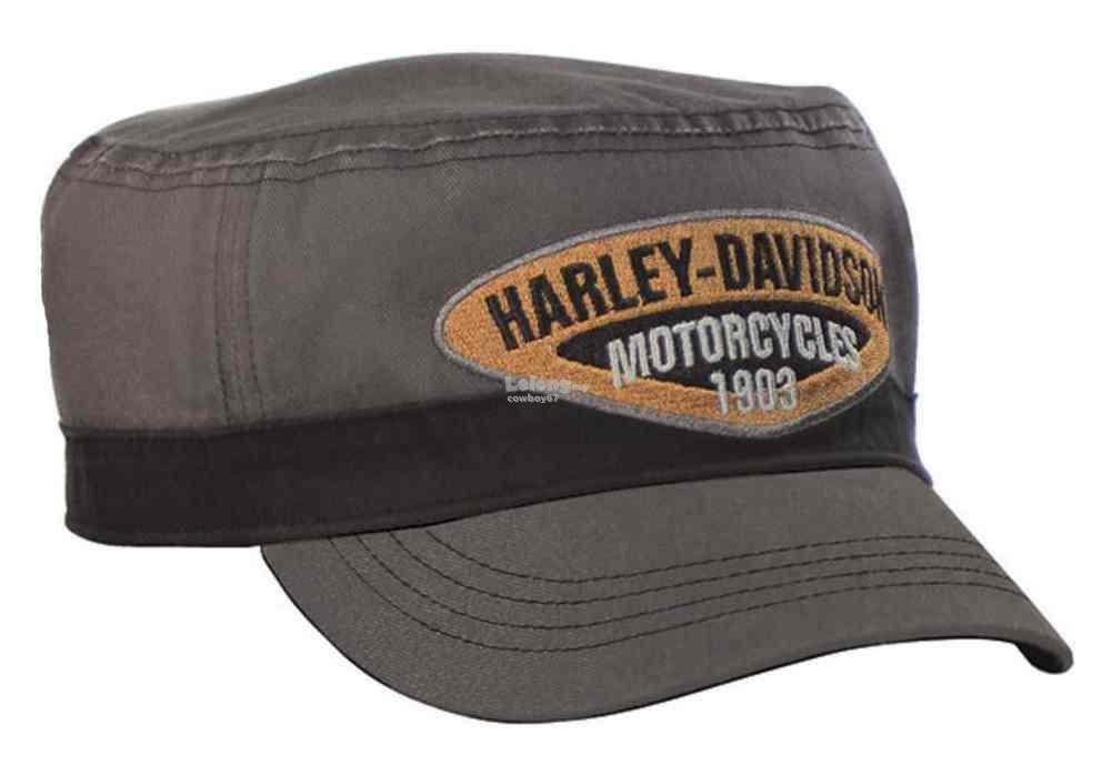 Harley-Davidson Painter's Cap - New