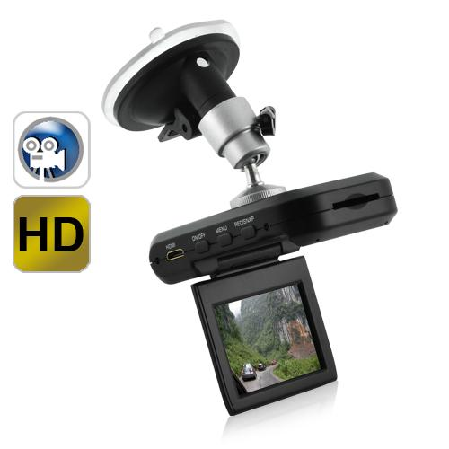 HD Mini DVR with Viewscreen for Car Sports and Life Blogging