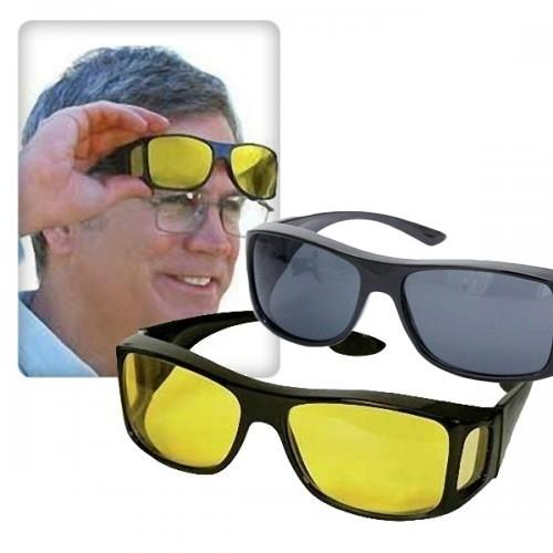 HD Vision Sunglasses Wrap Around Glasses Driving