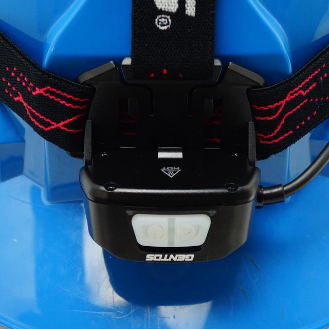 HEAD LIGHT Rechargeable GENTOS GT-505R (JAPAN)