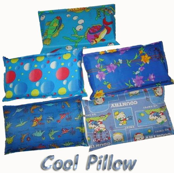 Healthy Cooling Water Colourful Cold Pillow
