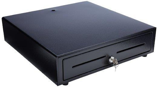 Heavy Duty 5 Segment Metal Cash Drawer with Keylock RJ11