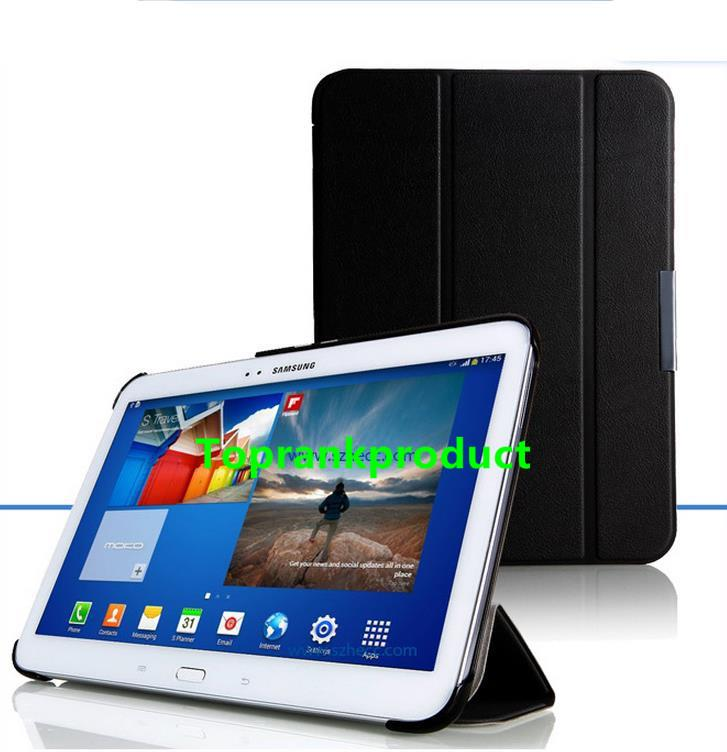 HECC Samsung Galaxy Tab 4 10.1 T530 T531 T535 Flip Case Cover Casing