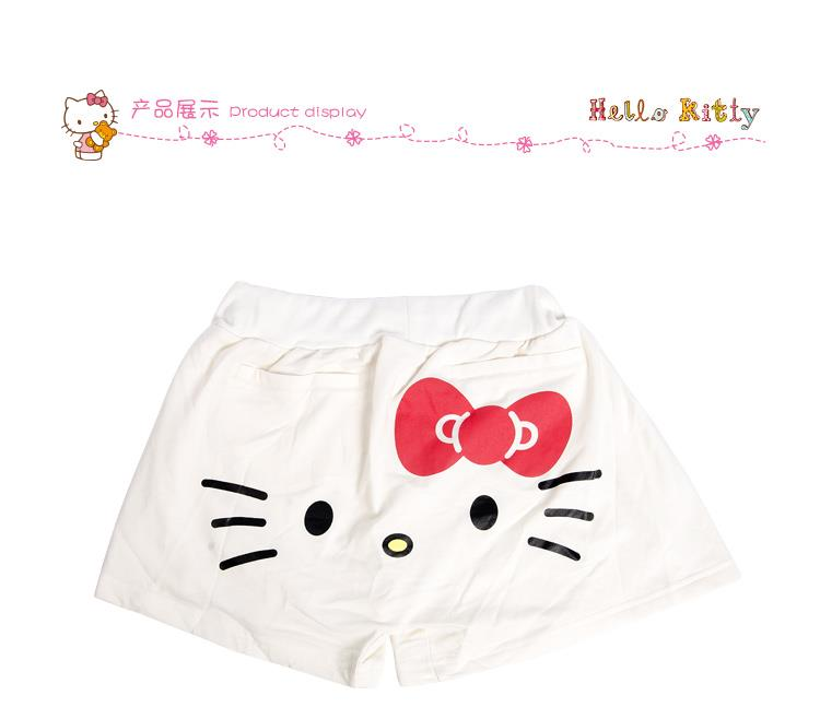 Hello Kitty Cotton Shorts