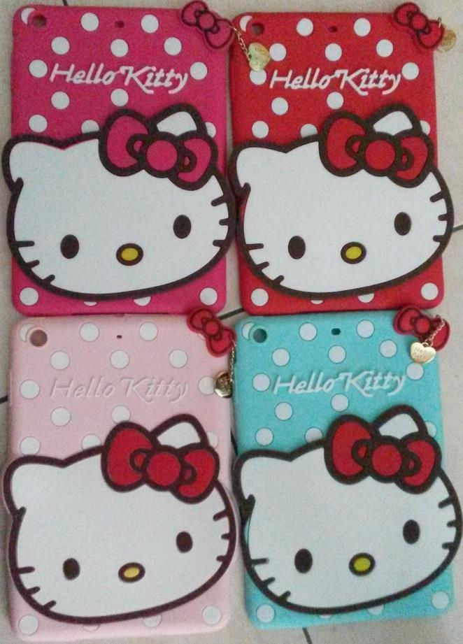 Hello Kitty iPad mini Soft & Thickness Protective Silicone Case