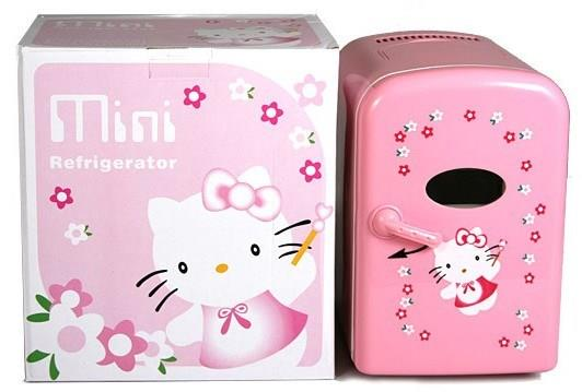 Hello Kitty Portable Mini Refrigerator (4L), Quality Product