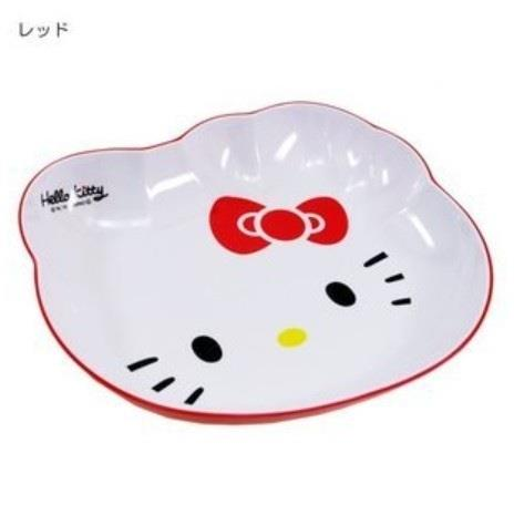 Hello Kitty Sanrio Food Grade Dining Plate