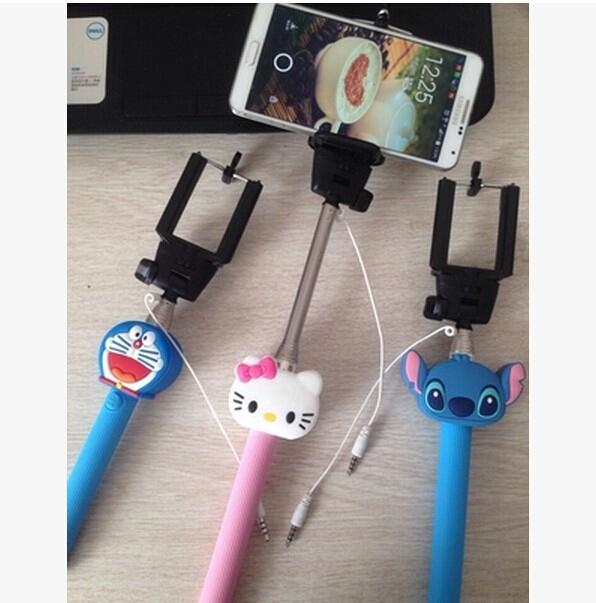 Hello Kitty Selfie Wefie Monopod Stick