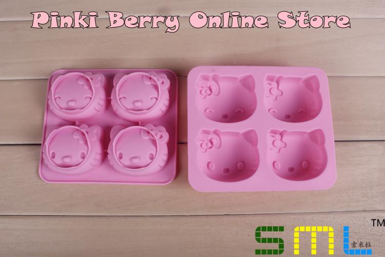 Hello Kitty Silicone Cake/Puding/Jelly Mould BC007