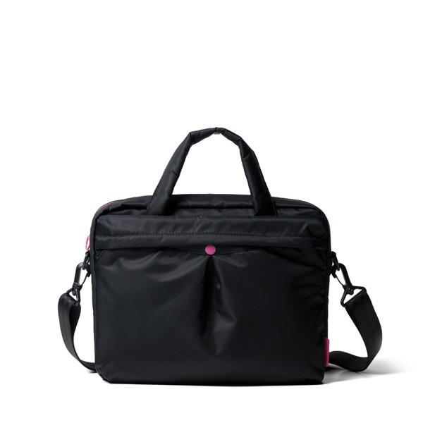 Hellolulu Sofi 13'' Nylon Laptop Carrier - Black