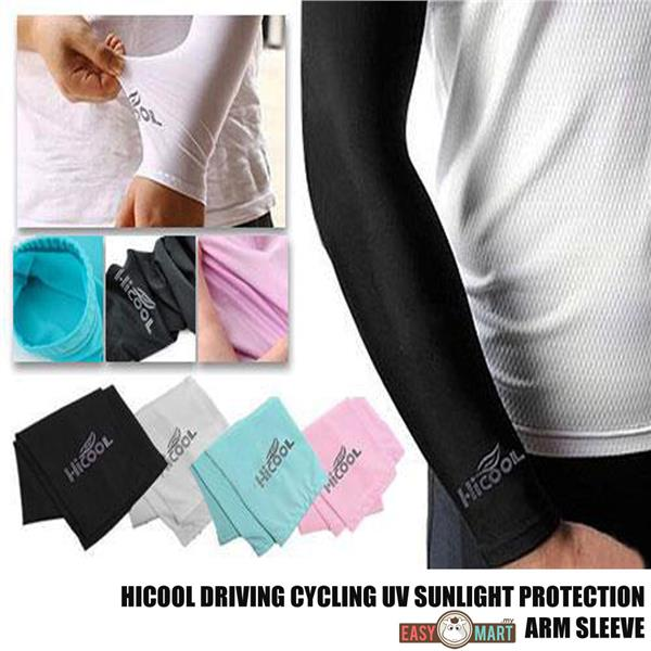 HICOOL Sport Cycling Outdoor UV Sunlight Protection Arm Sleeve