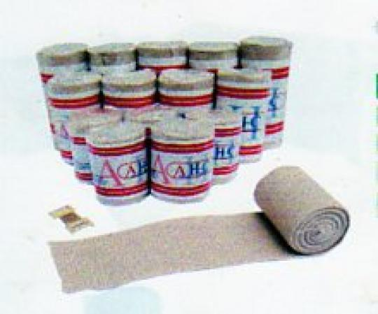 High Elastic Bandages (skin Color) 10cmx4.5m-12Roll