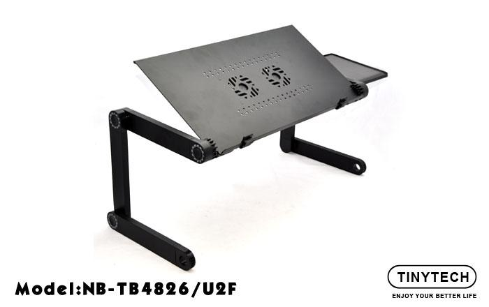 HIGH QUALITY ALUMINIUM ALLOY 360 DEGREE MULTIFUNCTIONAL TABLE (TB4826)