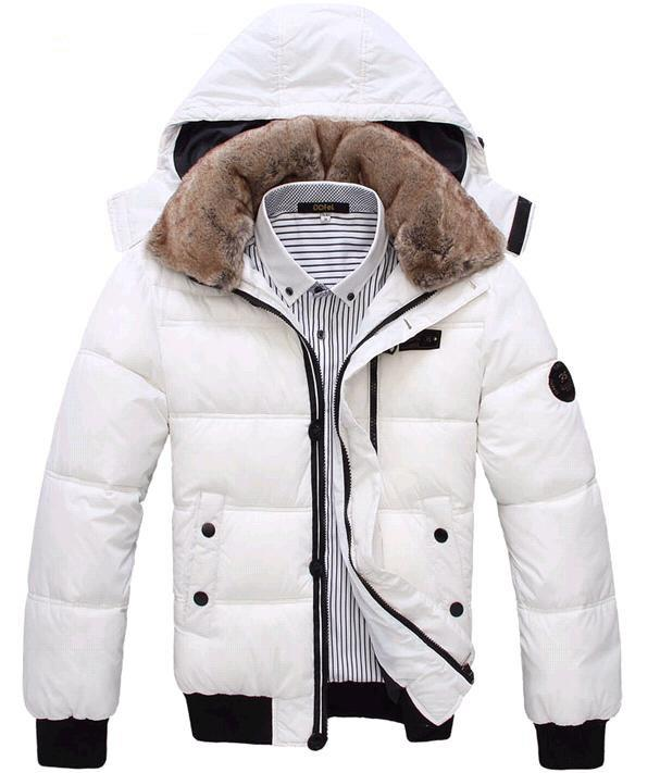 High Quality Men's Winter Down Coat (end 5/25/2016 12:49 PM)