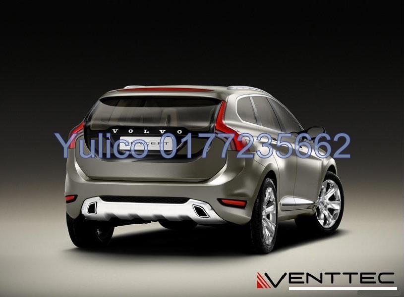 HIGH QUALITY VOLVO XC60 DOOR/WINDOW VISOR FOR YR 08' & ABOVE