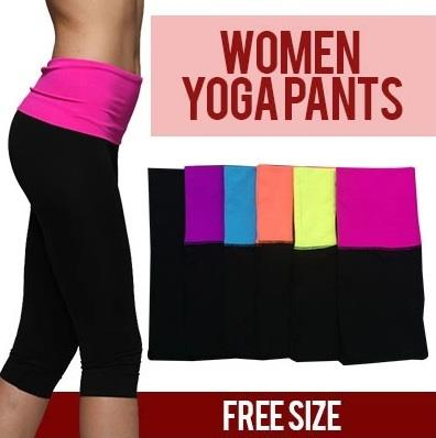 High Quality Women Yoga/Zumba/Dance/Sport Pants/Trousers/Wears