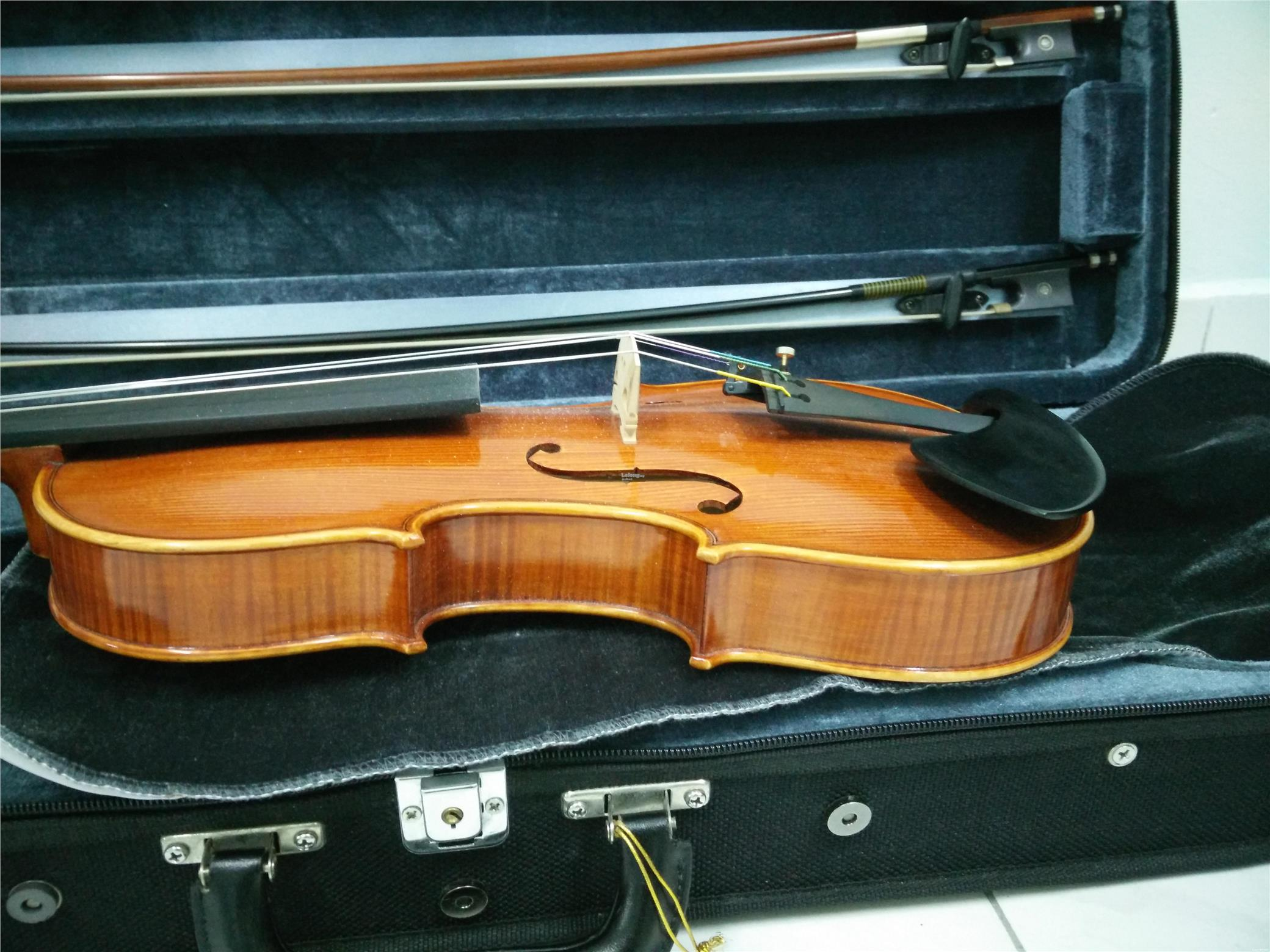 High quality workmanship violin