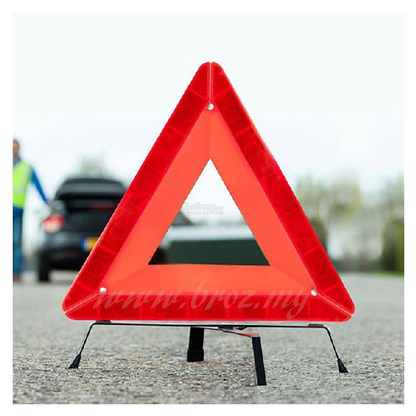 High Reflective Road Safety Emergency Parking Sign Reflective Triangle