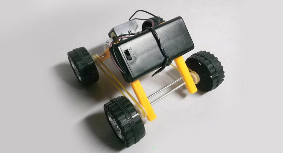 High Speed SUV Car Toy