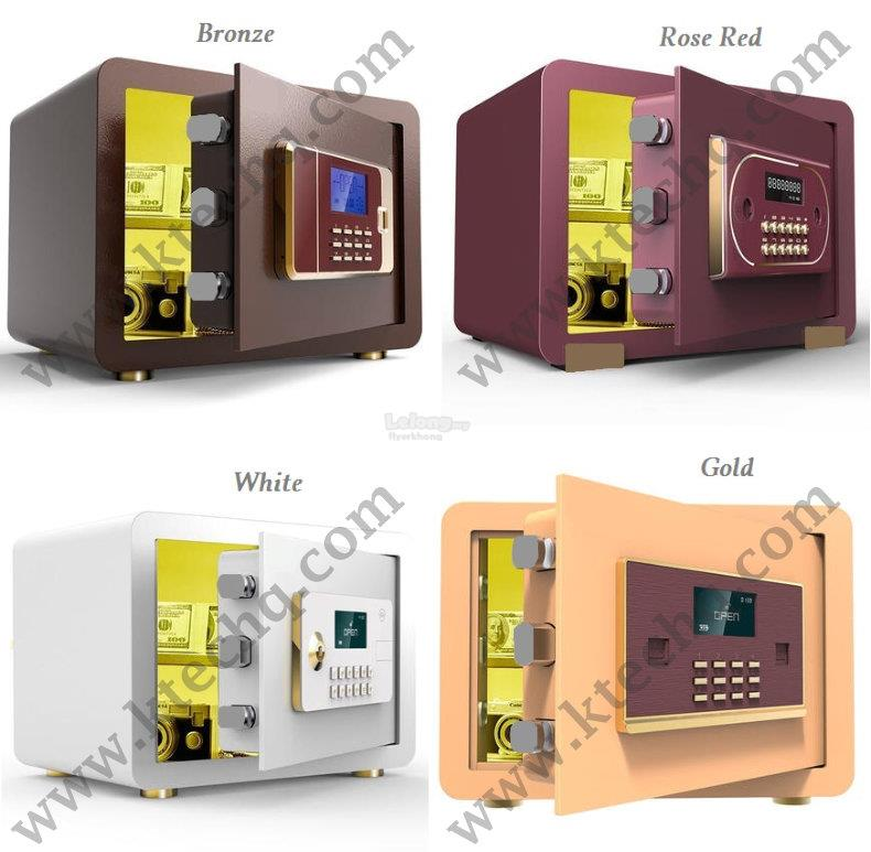 High Technology Electronic Lock Safety Box Anti Thief & Fire Safe Box